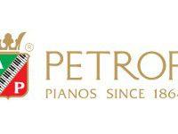 Petrof piano's