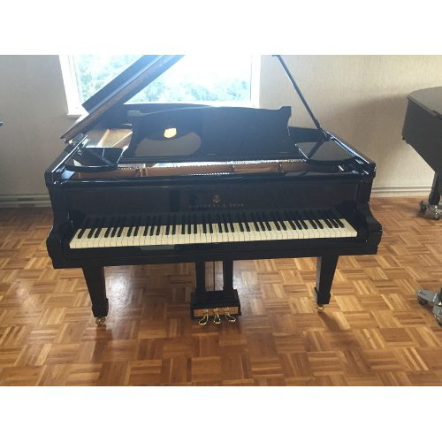 Steinway and Sons A