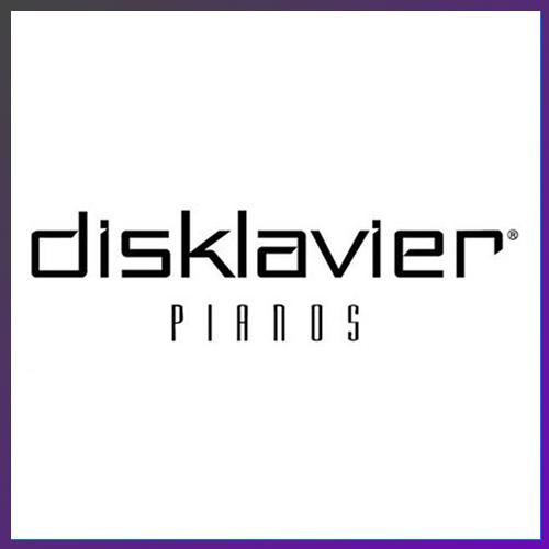 Disklavier piano's
