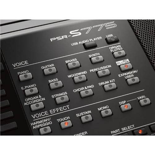 psr-s775 3